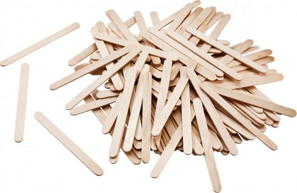 Holzstäbchen (Eisstäbchen) natur