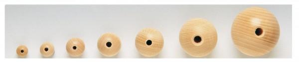 Holzperlen 6 mm 135 Stück