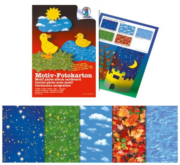Motiv - Fotokarton 23x33 cm