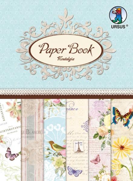 Designpapier Paper Book 24 Blatt
