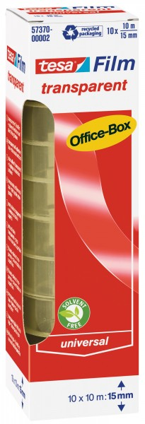 Klebestreifen, 10 m, 1,5 cm breit