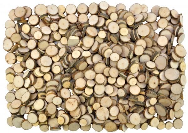Holzscheiben 1kg