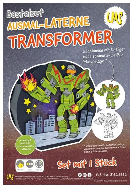 Laternen-Bastelset Transformer