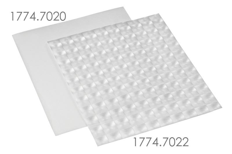 Klebeband Washi Tape Eiskristall blau 15mm x 10m