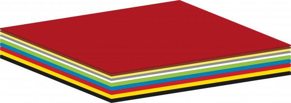Tonpapier-Sortiment Paket II,