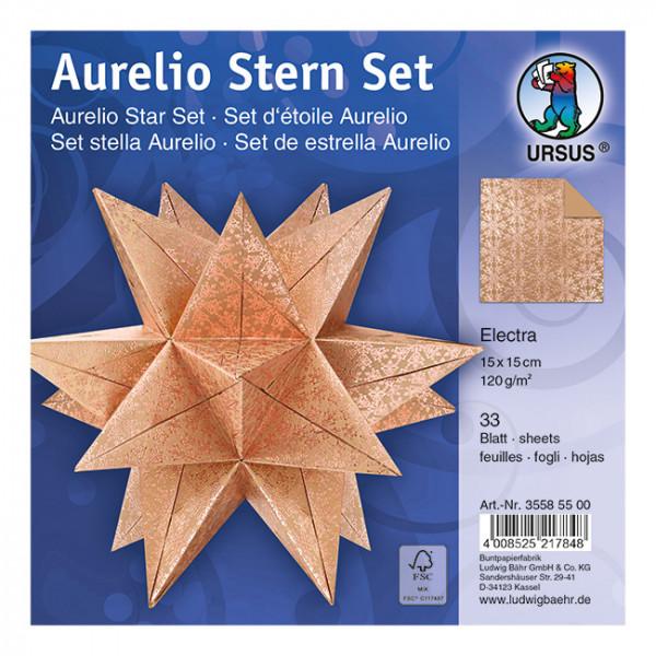 Faltblätter Aurelio Stern Electra