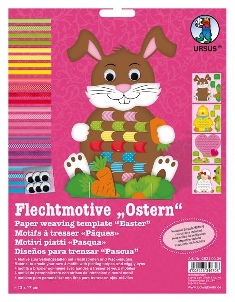"""Flechtmotive """"Ostern"""""""