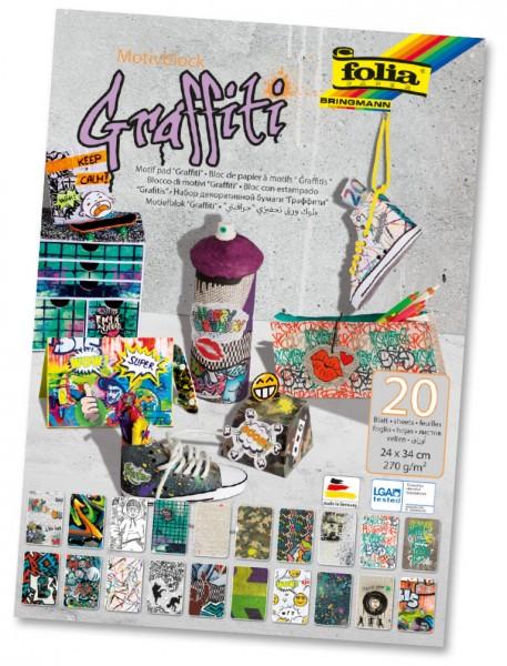 Motivblock GRAFFITI