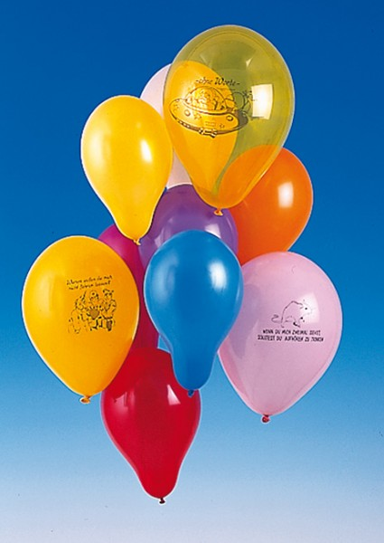 Luftballons Packung mit 100 Stück,